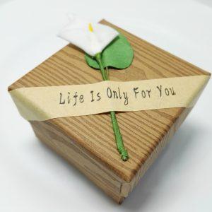 Кутия за пръстен